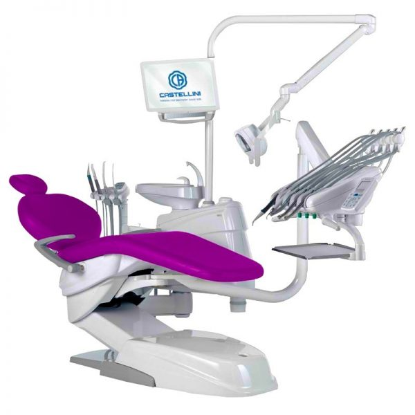CASTELLINI ITALY AMBID DENTAL CHAIR